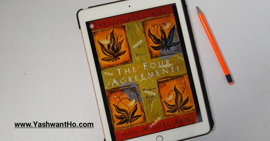 Four Agreement marathi book review