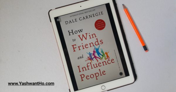 how to win friends and influence people marathi book review