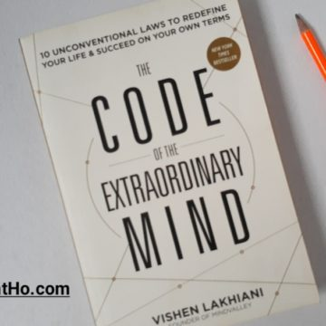 the code of extraordinary mind by vishen lakhiani marathi book review