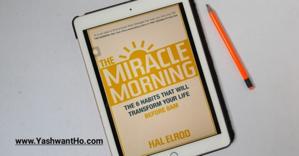 the miracle morning 6 habits that will transform your life marathi book review