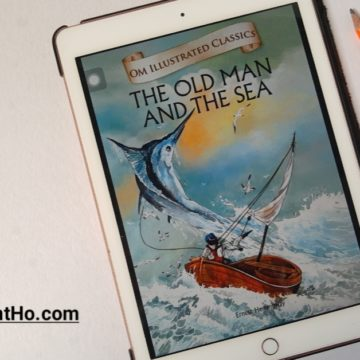 the old man and the sea marathi book review