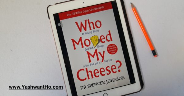 who moved my cheese marathi book review