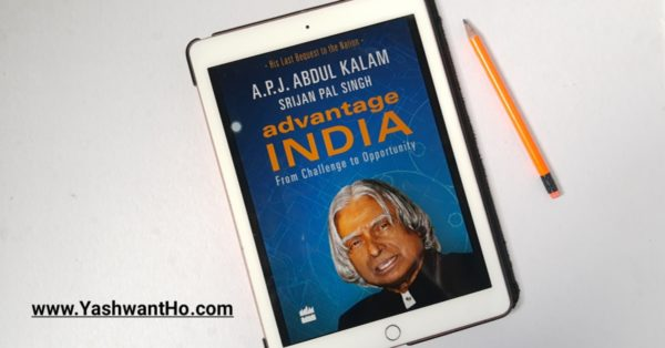 advantage India from challenge to opportunity marathi book review
